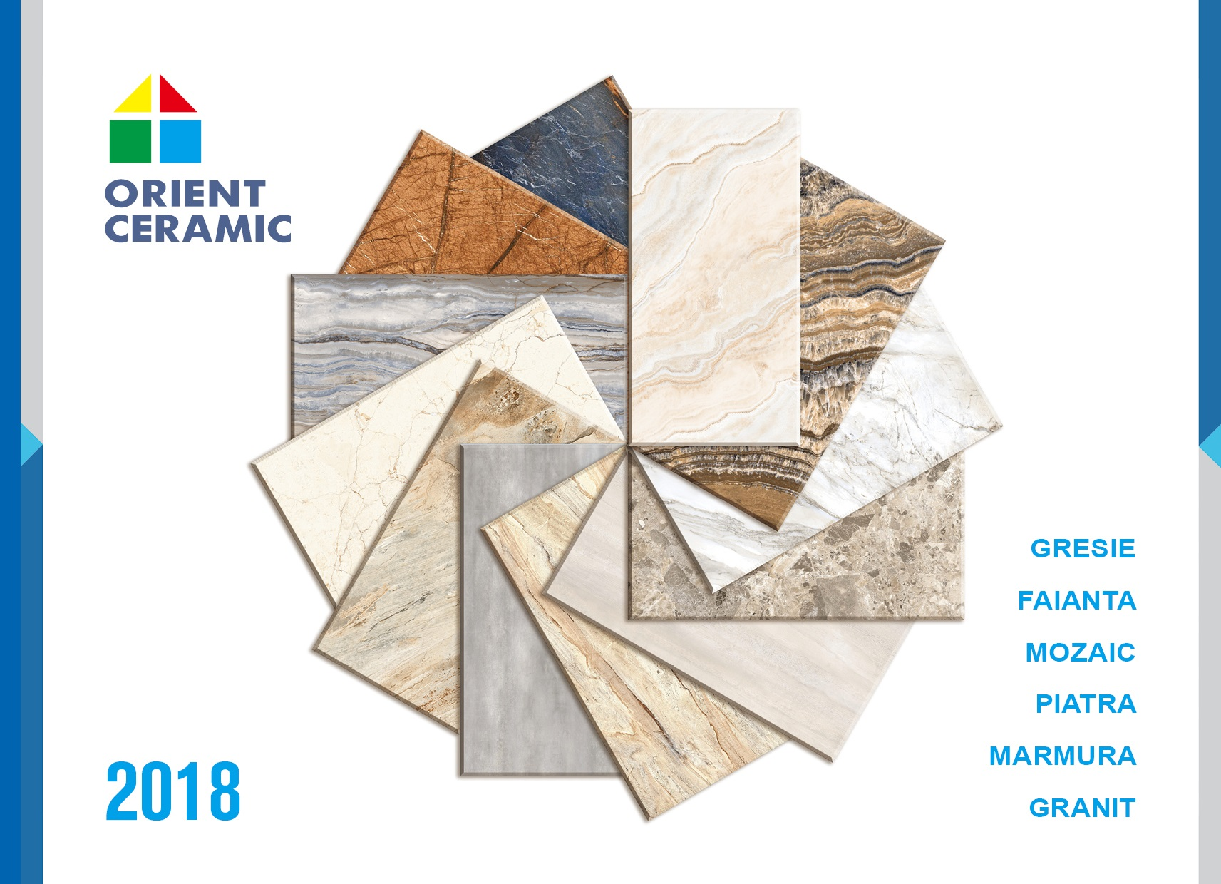 Catalog Orient Ceramic 2018