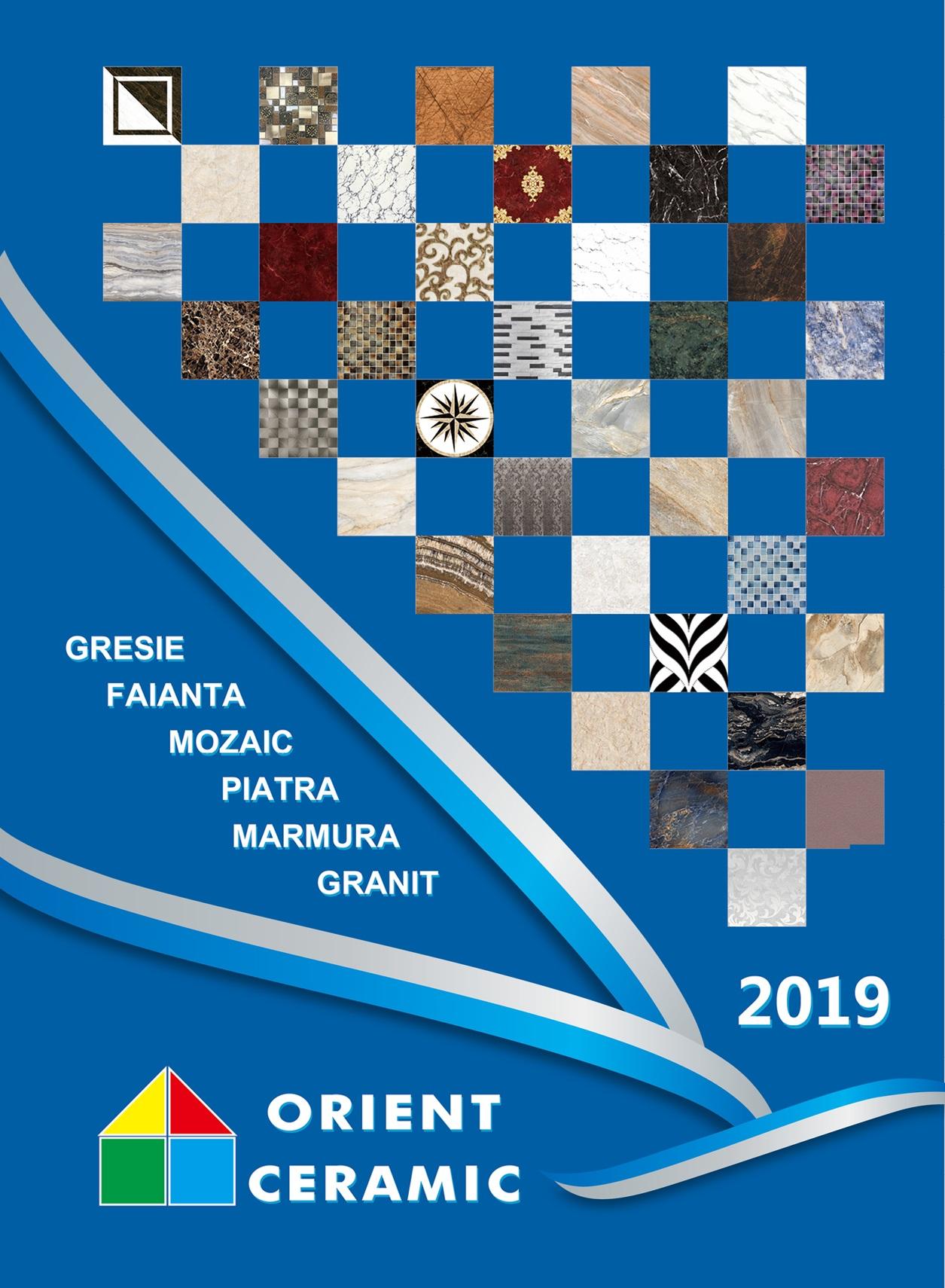 Catalog Orient Ceramic 2019
