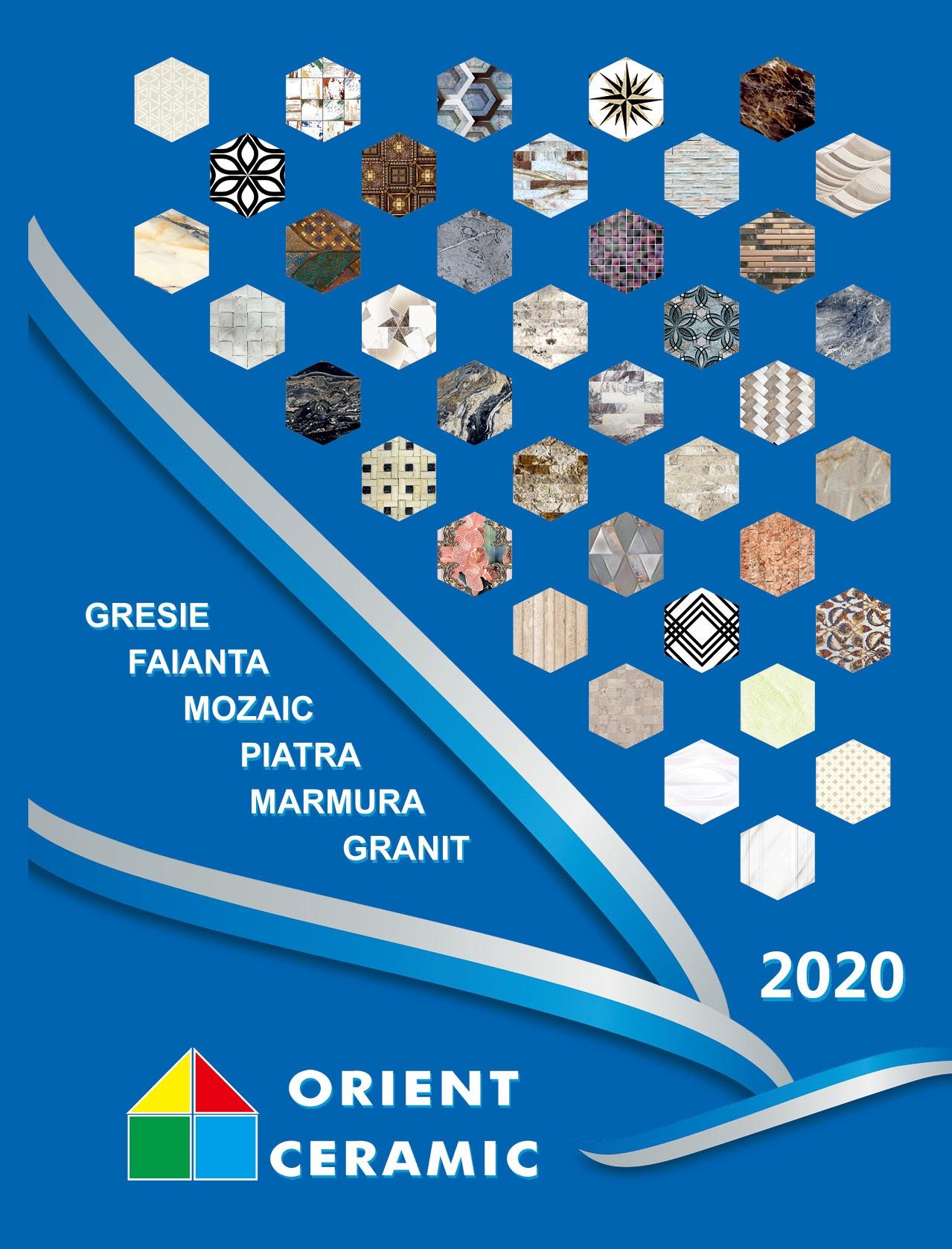 Catalog Orient Ceramic 2020