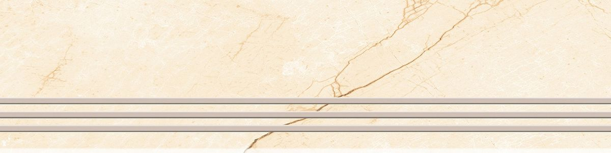 TREAPTA GRESIE AREZZO BEIGE GRANDE 29.5X120