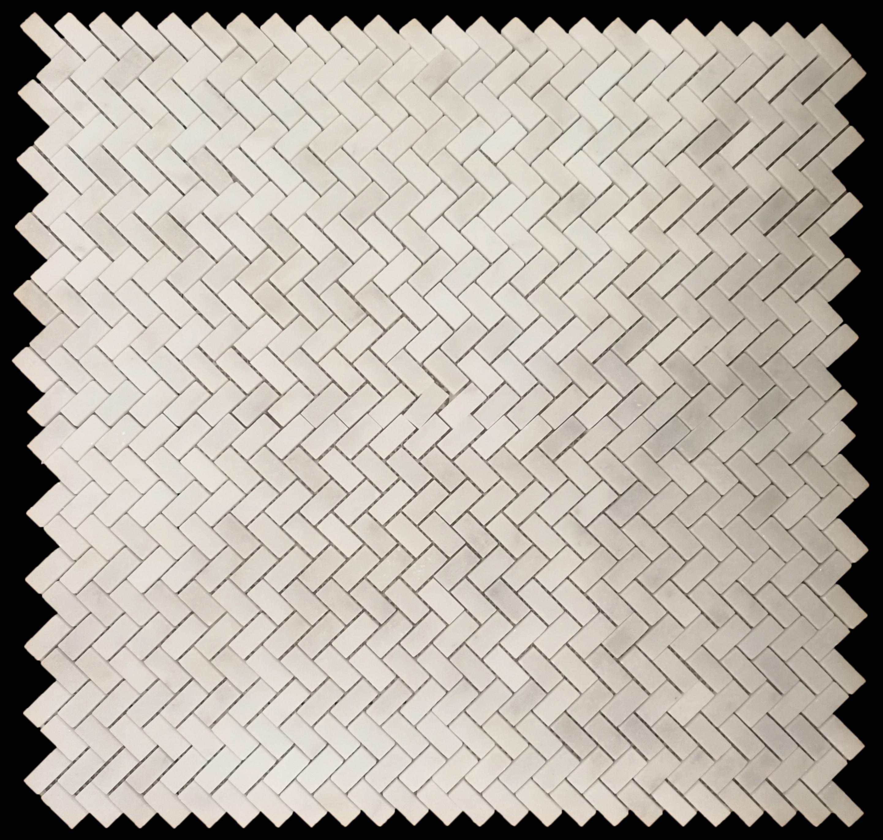 MOZAIC DIN MARMURA MUGLA WHITE SPIC 29x29