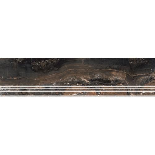 TREAPTA GRESIE GALAXY BLACK 30X120