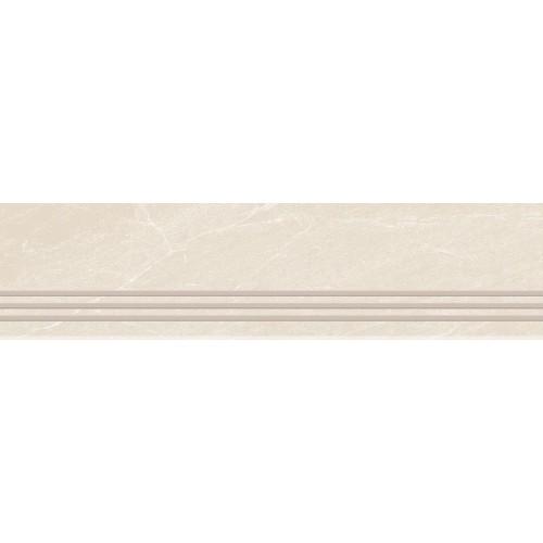 TREAPTA GRESIE RIVERSTONE BIANCO GRANDE 29.5X120