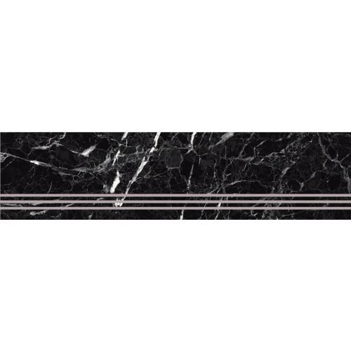 TREAPTA GRESIE BLACK EMPERADOR 30X120