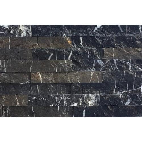 MARMURA BLACK MARBLE 5X30 CM